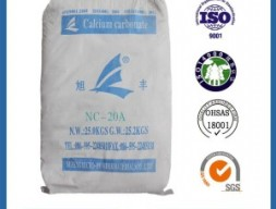 功能碳酸钙白粉 NC-20A
